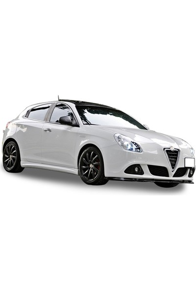 Xt Alfa Romeo Giulietta Yan Marşpiyel Seti