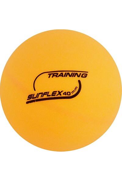 Sunflex 16005S Training TT- Ball 100 lü Çanta Antrenman Topu Turuncu