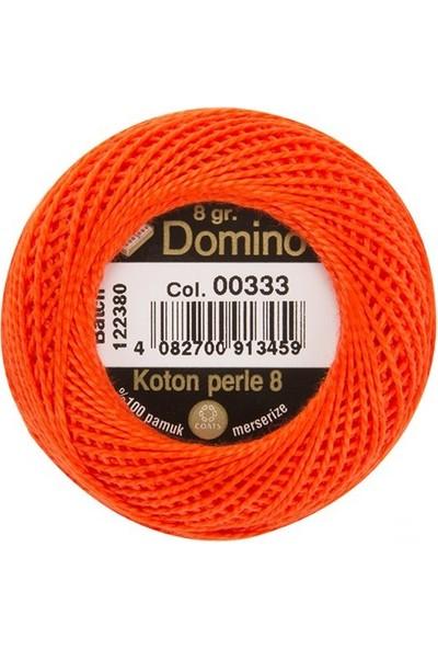 Coats Domino Koton Perle No:8 Nakış İpi 00333
