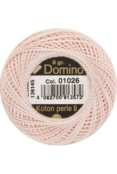 Coats Domino Koton Perle No:8 Nakış İpi 01026