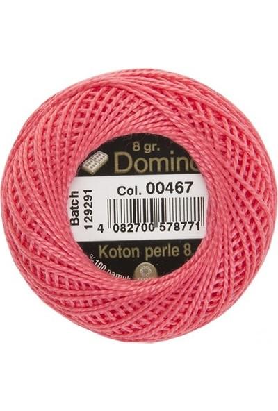 Coats Domino Koton Perle No:8 Nakış İpi 00467