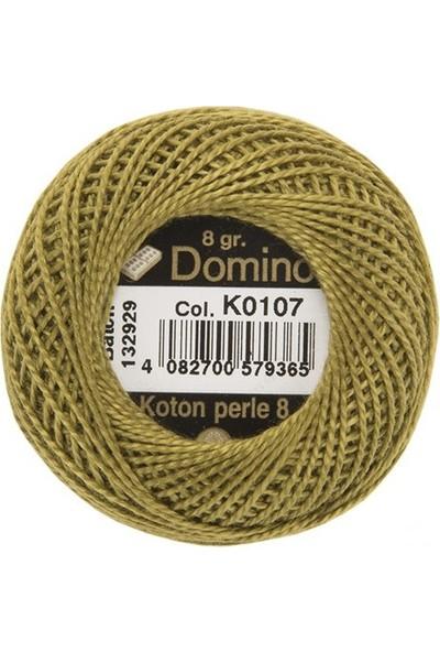 Coats Domino Koton Perle No:8 Nakış İpi K0107