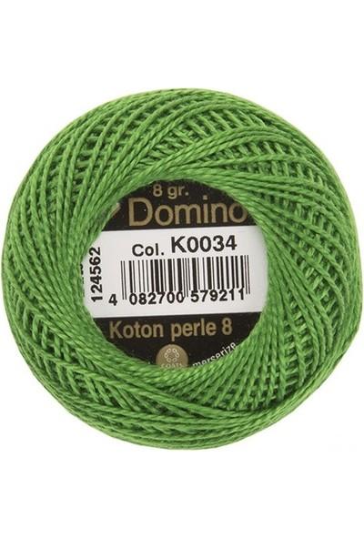 Coats Domino Koton Perle No:8 Nakış İpi K0034