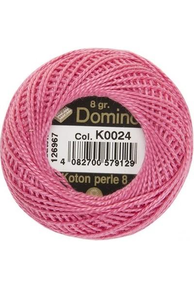 Coats Domino Koton Perle No:8 Nakış İpi K0024