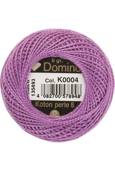 Coats Domino Koton Perle No:8 Nakış İpi K0004