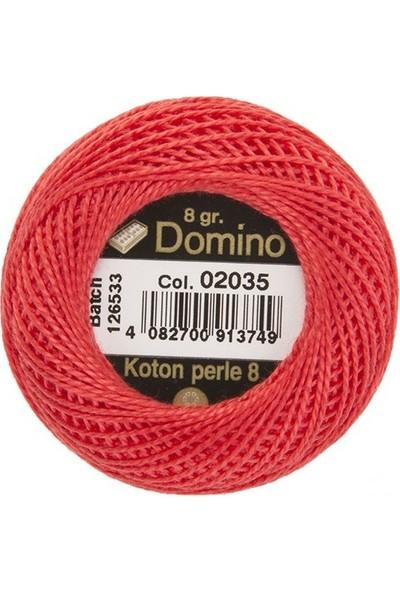 Coats Domino Koton Perle No:8 Nakış İpi 02035