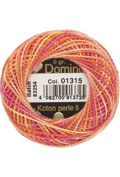 Coats Domino Koton Perle No:8 Nakış İpi 01315
