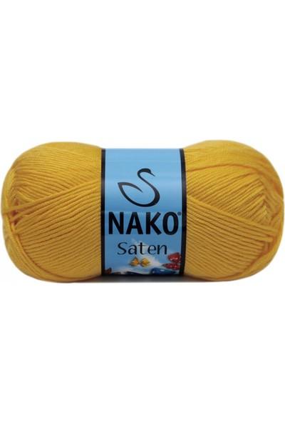 Nako Saten Örgü İpliği 184