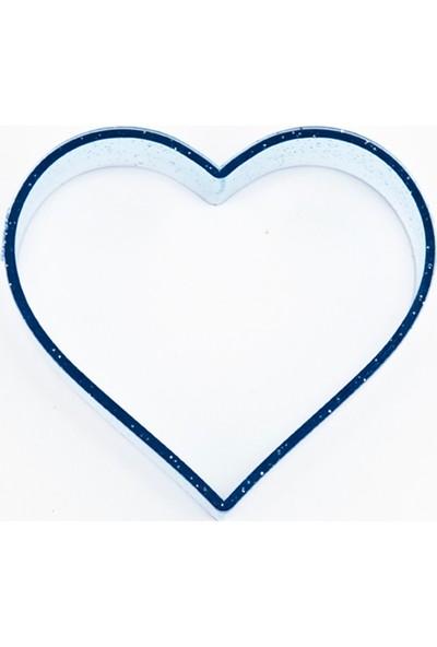 Elitparti Kalp Polikarbon Kopat Kurabiye Kalıbı