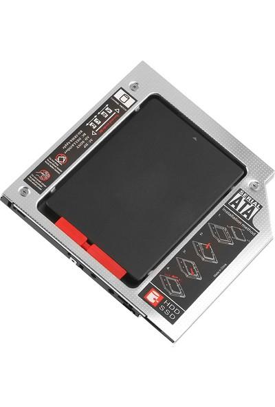Dark 9.5mm Notebook için Slim Ekstra Sata HDD Yuvası (DK-AC-DSOSD9)