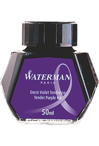 Waterman Şişe Mürekkep Mor
