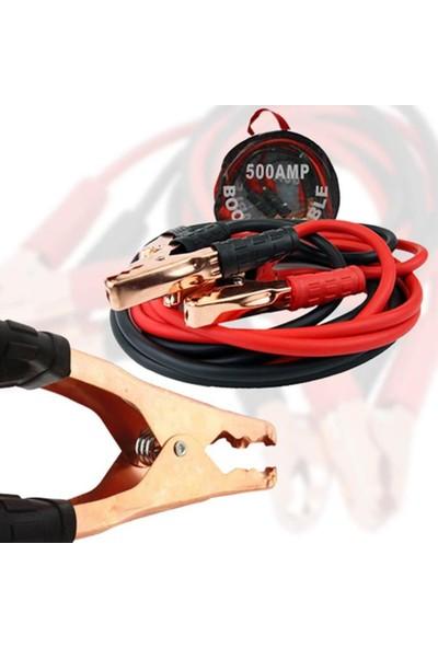 Buffer Akü Takviye Kablosu (Taşıma Çantalı)