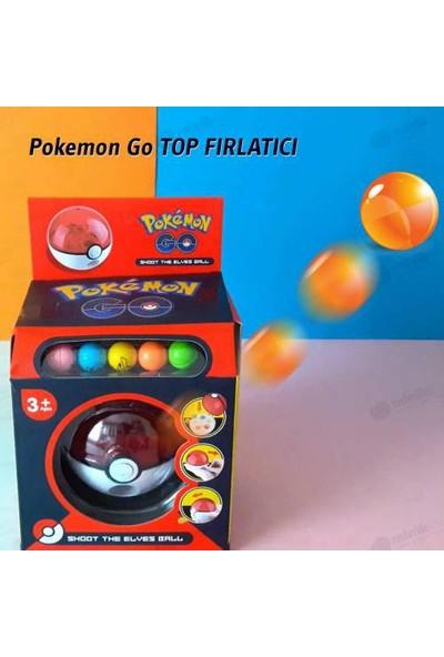 Minikstore Pokemon Go Oyuncakları Top Fırlatıcı Oyun Seti