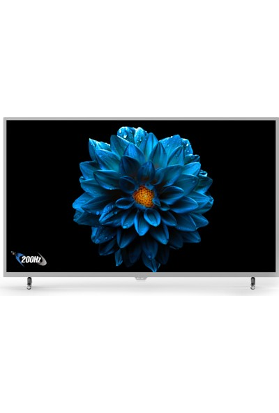 "Axen Ilgaz 43"" 109 Ekran Full HD Gri LED Ekran"