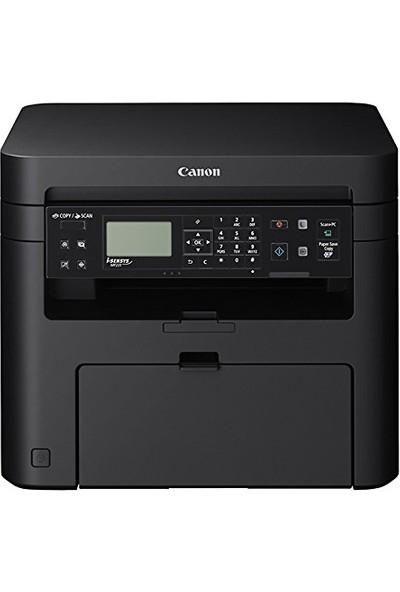 Canon MF231 Fotokopi + Tarayıcı + Lazer Yazıcı + 1 Adet Ekstra Tam Dolu Toner