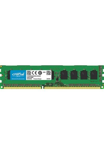 Crucial 4GB 1600MHz DDR3 Ram CT51264BD160B