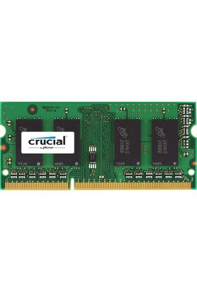 Crucial 8GB 1600MHz DDR3 Notebook Ram CT102464BF160B