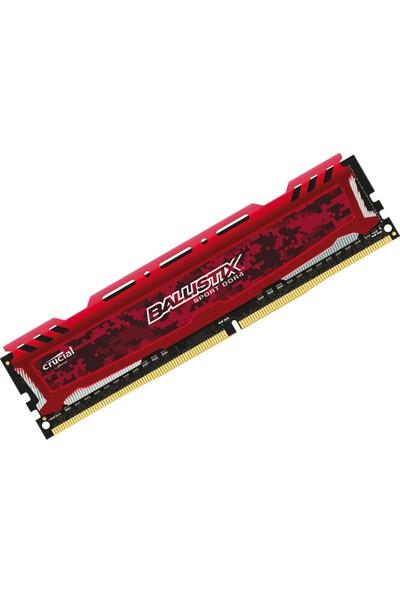 Ballistix Sport 8GB 2400MHz DDR4 Ram BLS8G4D240FSEK