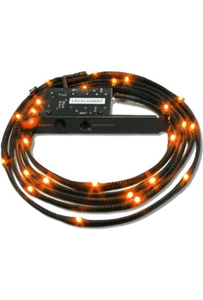 NZXT Kasa İçi Işıklandırma Kablosu 1mt (Turuncu) - CB-LED10-OR