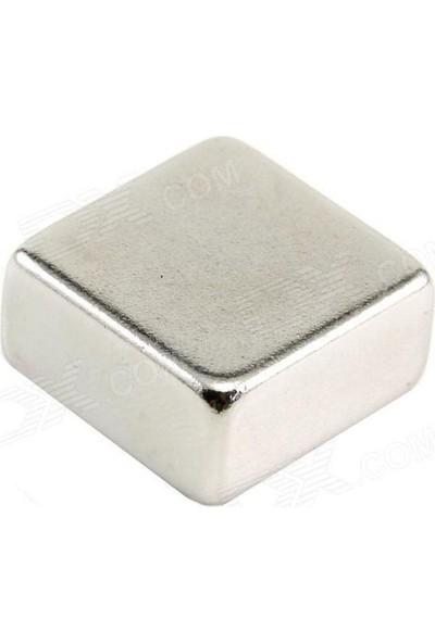 Neostrong Güçlü Neodyum Mıknatıs Kare 15X15X5 Mm (8'Li Paket)