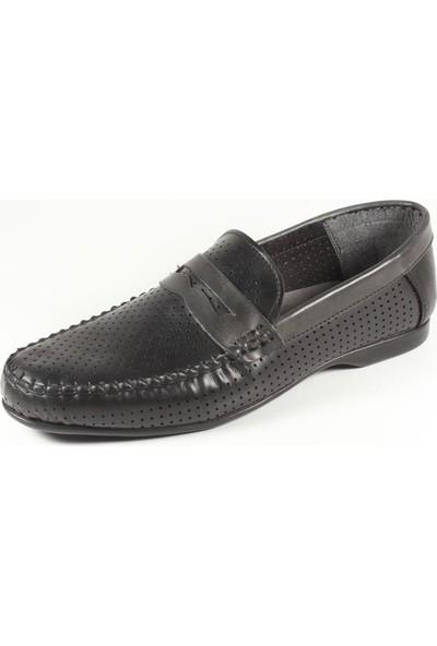 Commodore 267-220 Siyah Erkek Ayakkabı