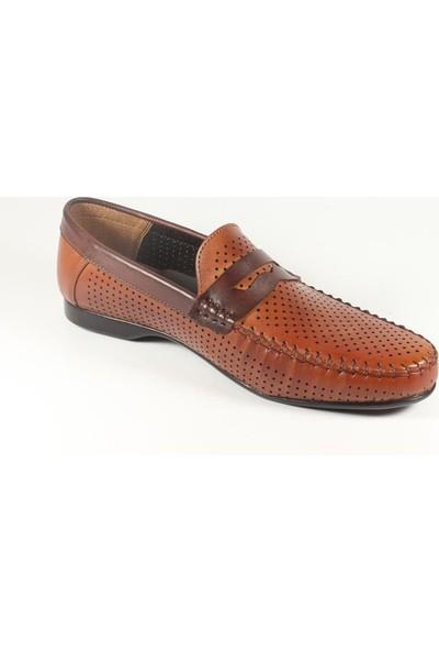 Commodore 267-220 Taba Erkek Ayakkabı