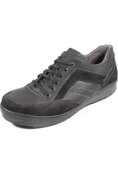 Commodore 230-610 Siyah Erkek Ayakkabı
