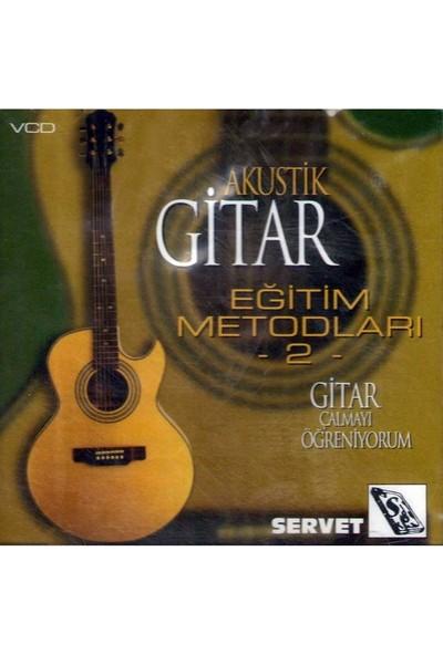 Servet Vcd Akustik Gitar Metodu 2