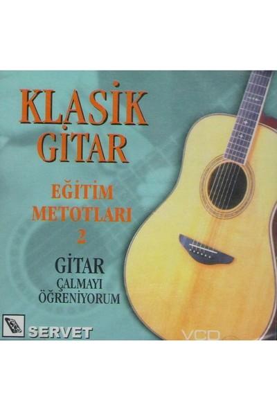 Servet Vcd Klasik Gitar Metodu 2