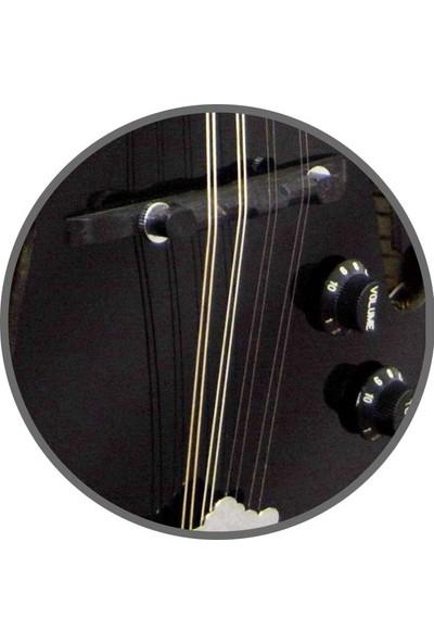 Extreme Mandolin Profesyonel Extreme Xm80Eqbk