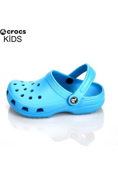 Crocs P022542 Classic Kids Ocean 29-34 Sandalet
