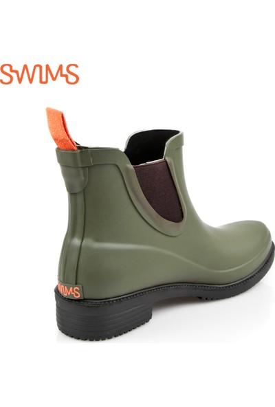 Swims 22108-062 Dora Boot Hunter Green Bot