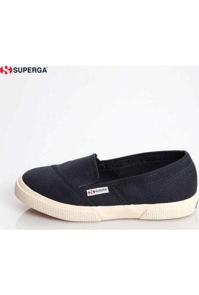 Superga 2210-Cotj X01553 S009if0 933 Synthetic Navy Ayakkabı