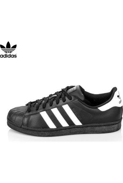 Adidas B27140 Superstar Foundation Cblack/Ftwwht/Cblack Spor Ayakkabı