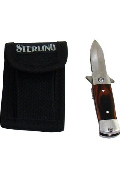 T 0130 Sterling Av Çakısı (120)
