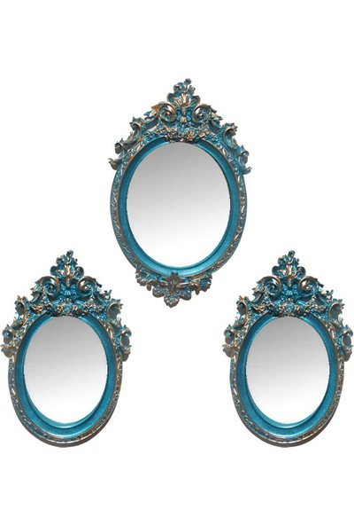 Decotime Barok Ayna Takımı