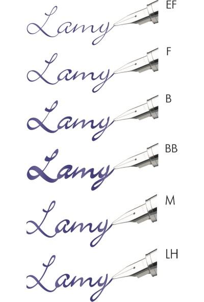 Lamy Z50S Siyah Dolma Kalem Ucu M