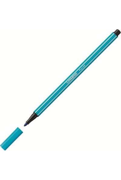Stabilo Pen 68 Keçe Uçlu Kalem Renk - Kahverengi