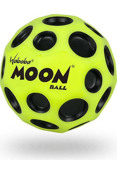 Waboba Moon Ball Yeşil&Siyah Zıplayan Top