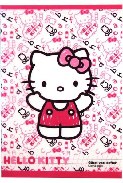 My Note Hello Kitty Pp Beyaz-T.Pembe A5 40 Yaprak Güzel Yazı Defteri