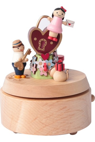 Wooderfullife 1060504 Kalp Anahtarı
