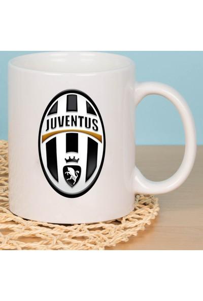 Fotografyabaskı Juventus Taraftar Beyaz Kupa Baskı