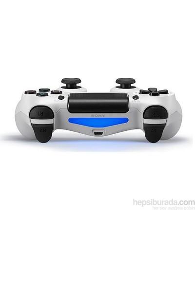 Sony PS4 Kablosuz Dualshock Beyaz Renk Oyun Kolu Teşhir