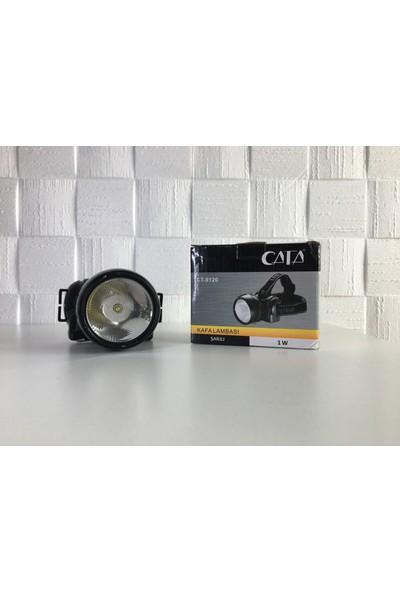 Cata Ct-9120 Kafa Lambası Şarjlı