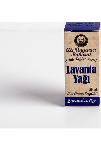Ali Ünyazıcı Lavanta Yağı 20 cc