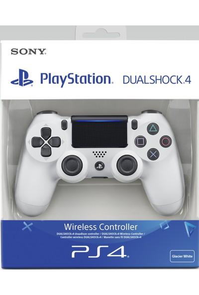 Sony Ps4 Dualshock Kablosuz Kumanda Beyaz V2 (Sony Eurasia)