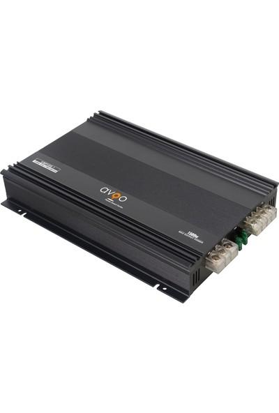Avgo 1 Kanal Mono Amfi 1500 Watt