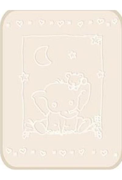 Merinos Bebek Battaniyesi Elephant Renk Pembe