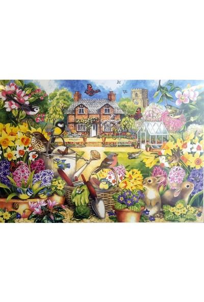 Falcon Spring Garden, 1000 Parça Puzzle