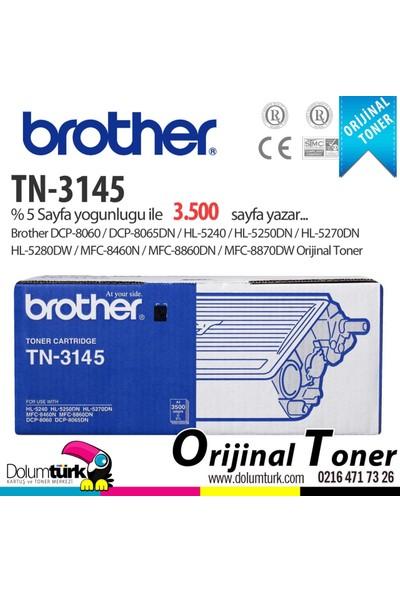 Brother TN-3145 /DCP8060 /HL5240 /HL5250DN /HL5270DN /HL5270LT /HL5280DW MFC8460DN MFC8460N MFC8860 Orjinal Toner